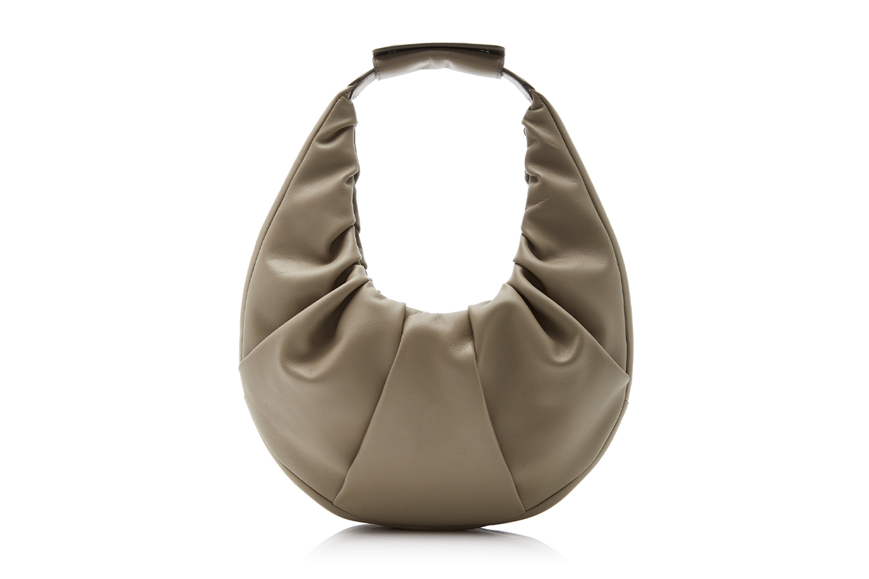 Croissant Bags Are 2020's Latest Handbag Trend
