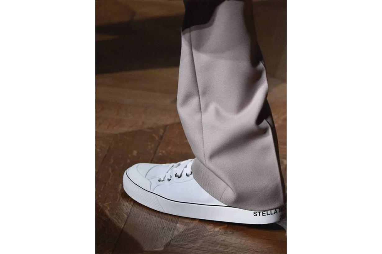 Stella McCartney minimal sneakers