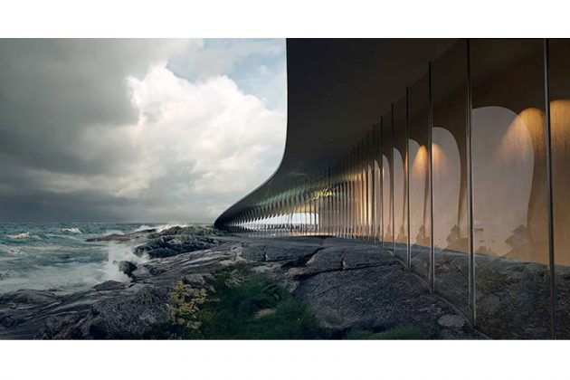norway whale Andenes Dorte Mandrup A/S 2022 travel destination