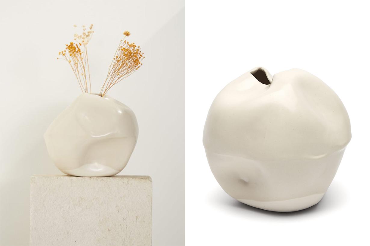 X Ekaterina Bazhenova Yamasaki Ceramic Vase