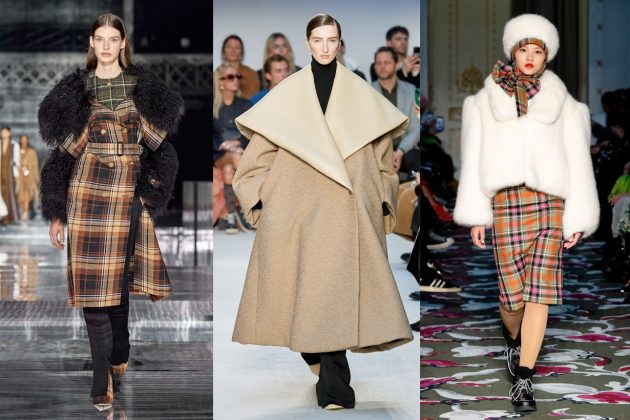 london fashion week lfw burberry jw anderson trend report 2020 fw