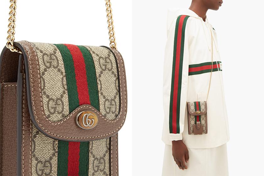 Gucci Mini iPhone AirPods Bag