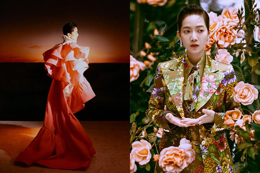 Bella Magazine Cover Joanne Tseng Taiwanese Actress