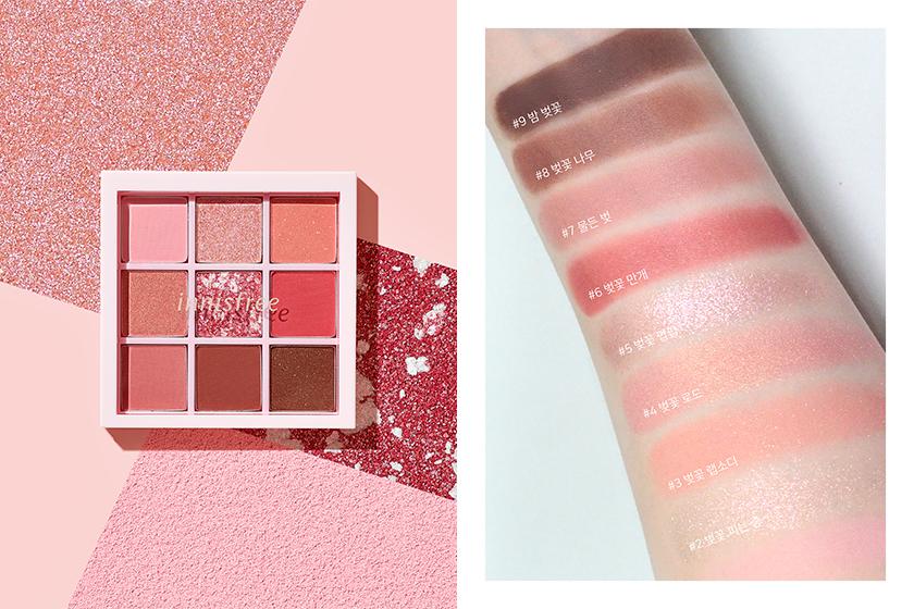Innisfree sakura Makeup Collection 2020