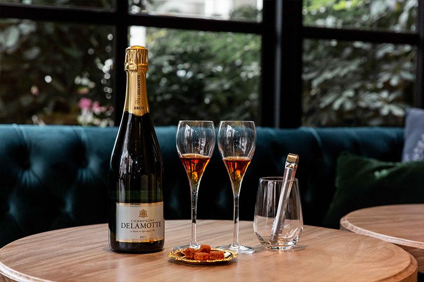OPIUM Champagne Bar Taipei