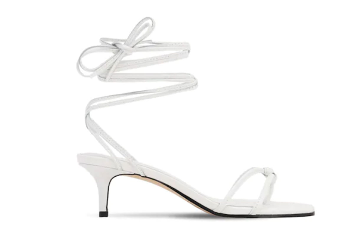 35mm Leather Sandals