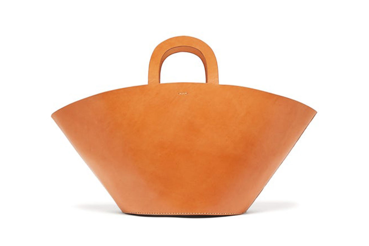 Barcelona Leather Tote Bag