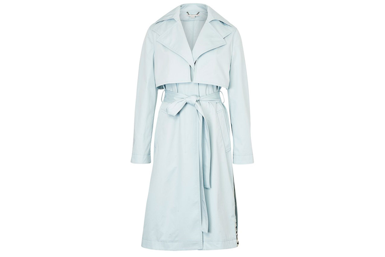 Caban Trench Coat