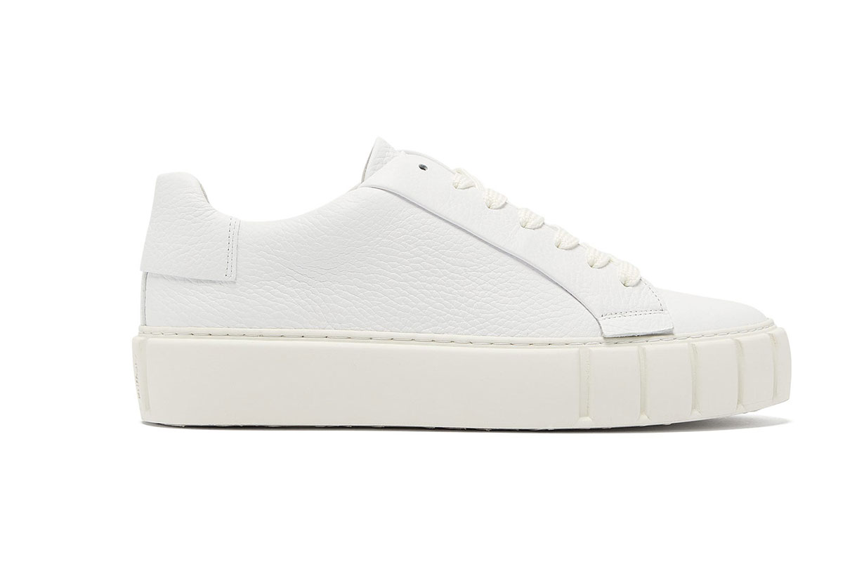 Dyo Leather Trainers