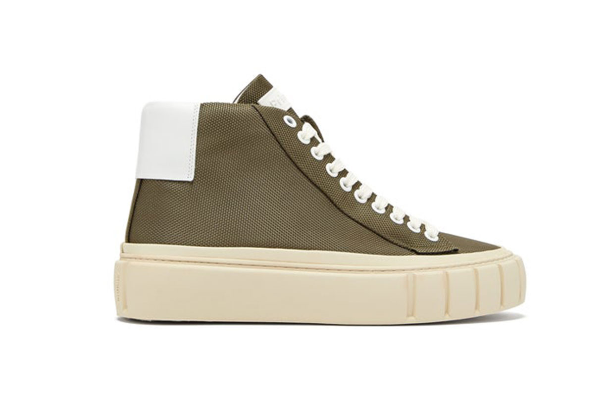 Dyo Technical-canvas Trainers