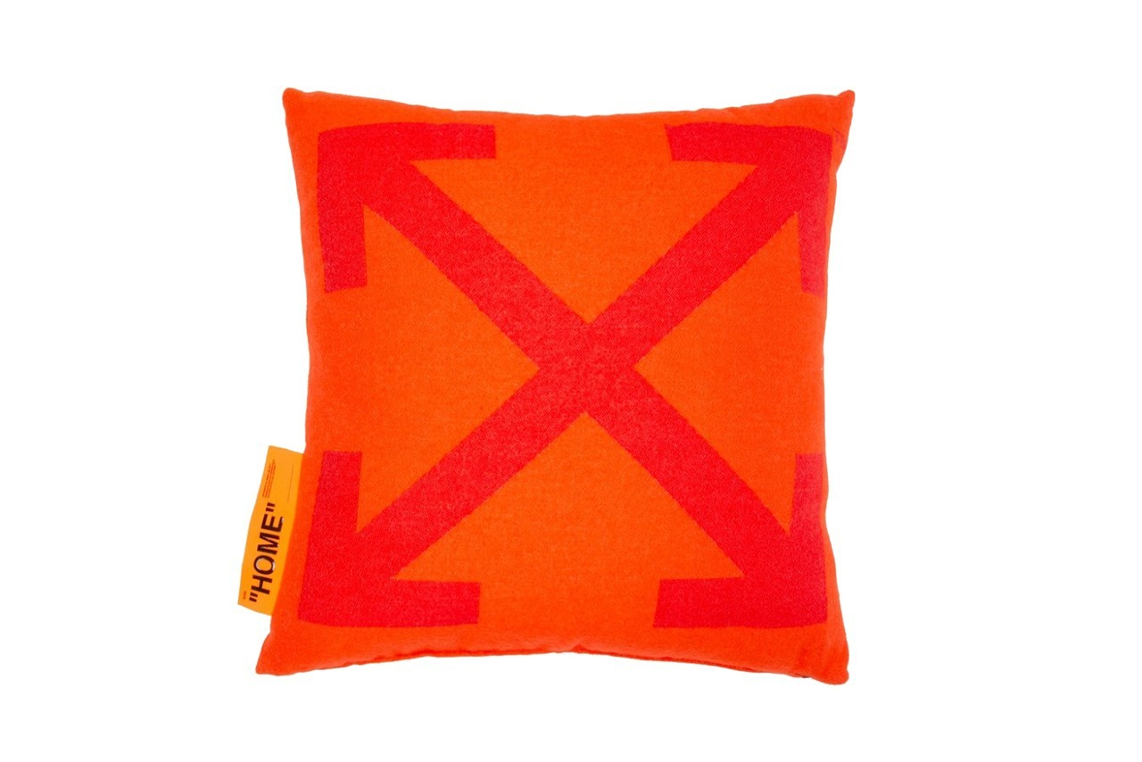 Off-White HOME ARROWS PILLOW