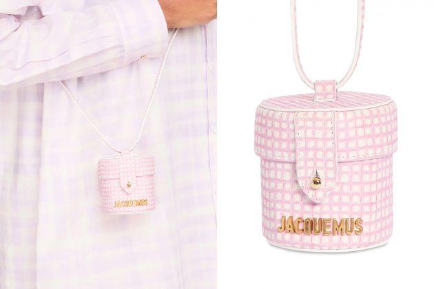 Jacquemus handbags mini micro recommand Luisaviaroma