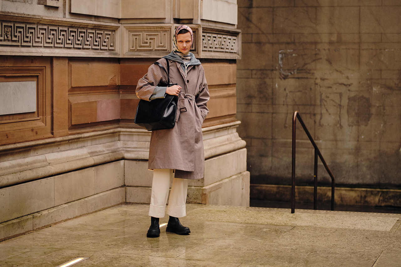 LFW 2020 Streetsnaps Handbags Accessories