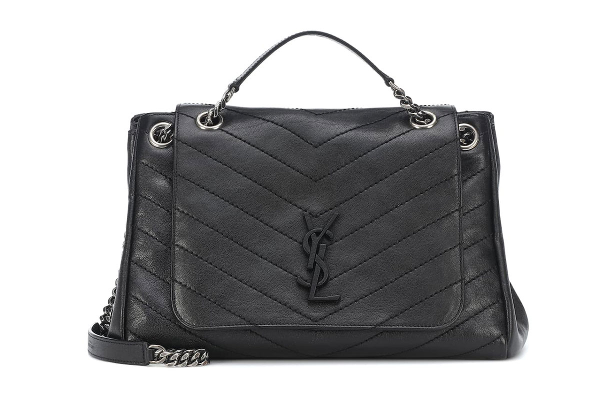 Nolita Medium Leather Shoulder Bag