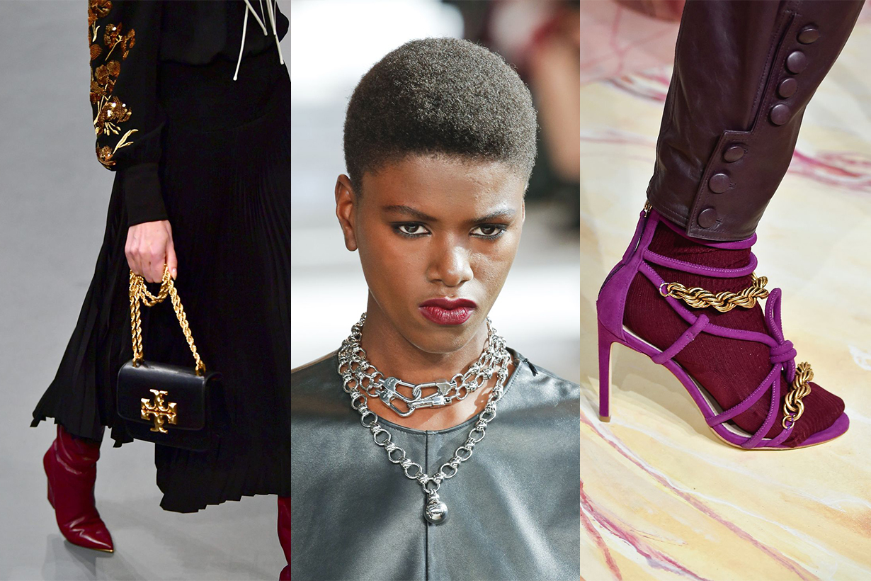 nyfw trends chain