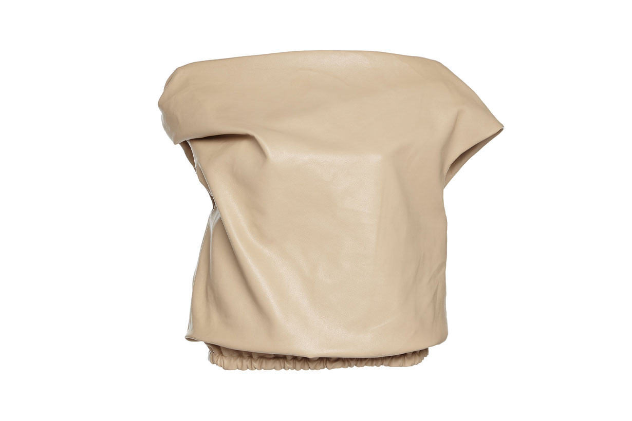 Paris Georgia Alice Crackle Short Sleeve Top