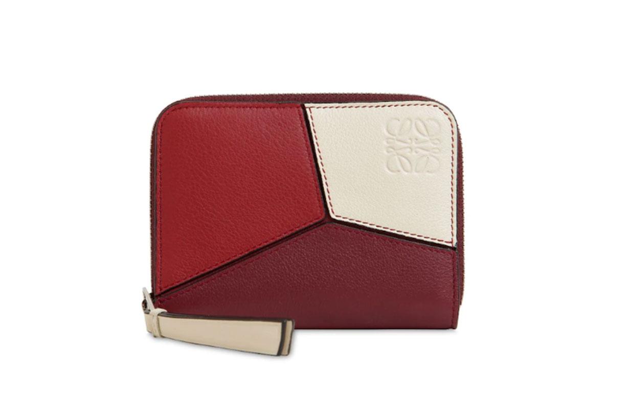 Puzzle 6 Card Wallet W/ Zip