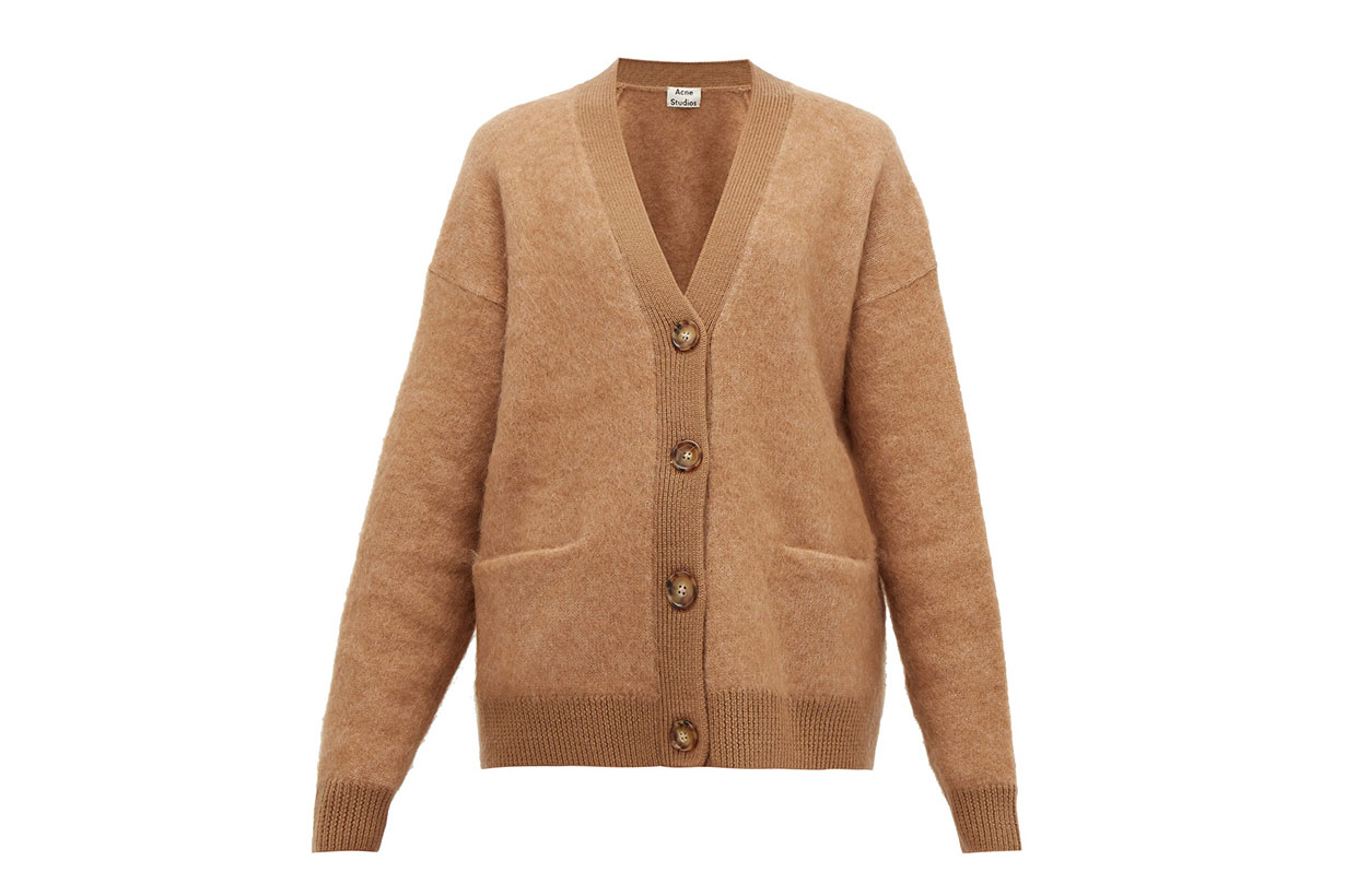 Rives Buttoned Cardigan