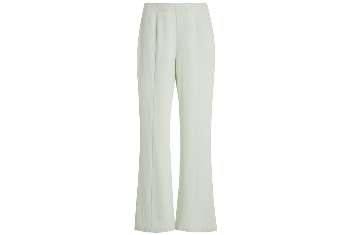 Significant Other Jeannie Flared Crepe Pants