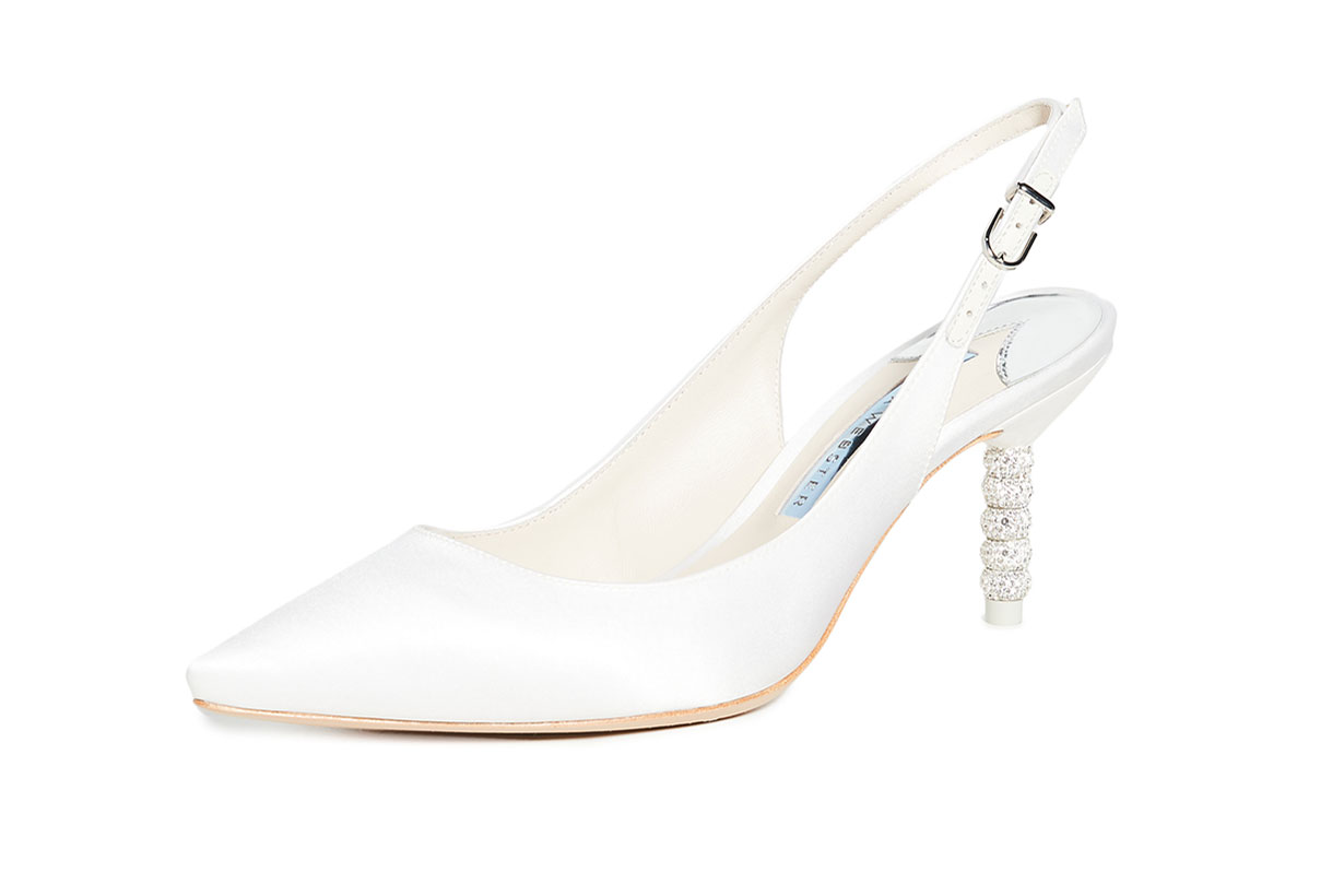 Sophia Webster Tyra Slingback Pumps