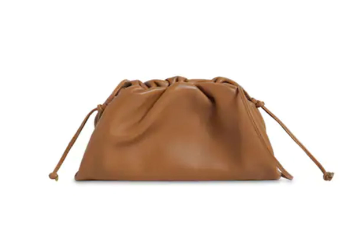 The Pouch 20 Smooth Leather Clutch