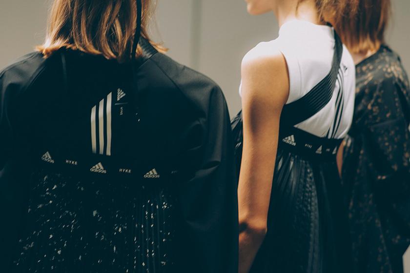 adidas by HYKE 2020 collaboration