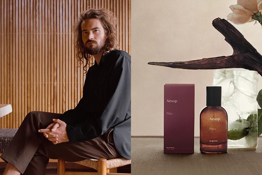 Aesop Rōzu Eau De Parfum