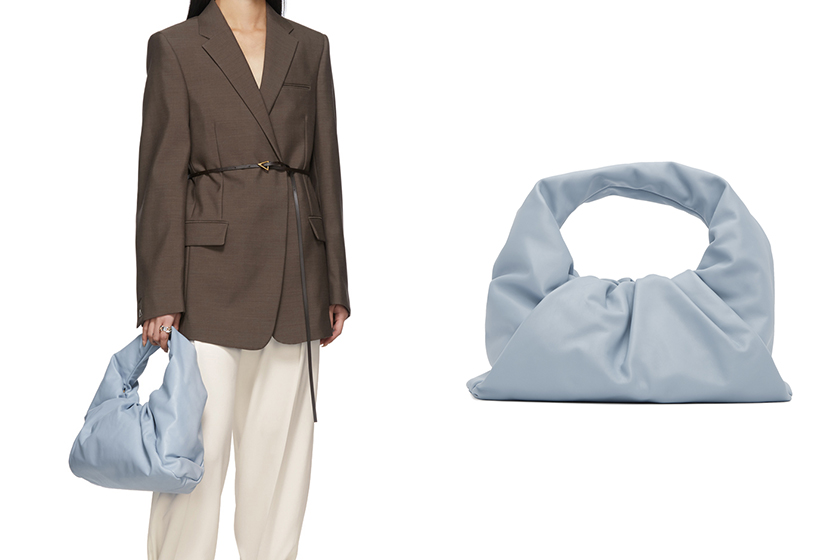 Blue Handbags 2020 Spring Outfit