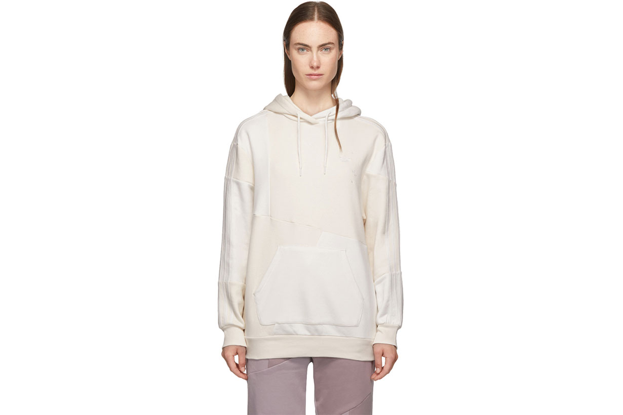 adidas Originals by Daniëlle Cathari White DC Hoodie