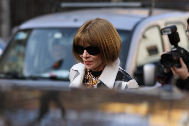anna wintour interview first question fashion industry