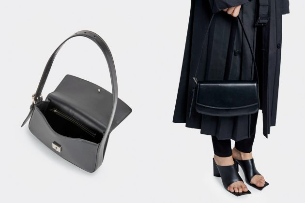 balenciaga ghost bag ss20 Demna Gvasalia simple function