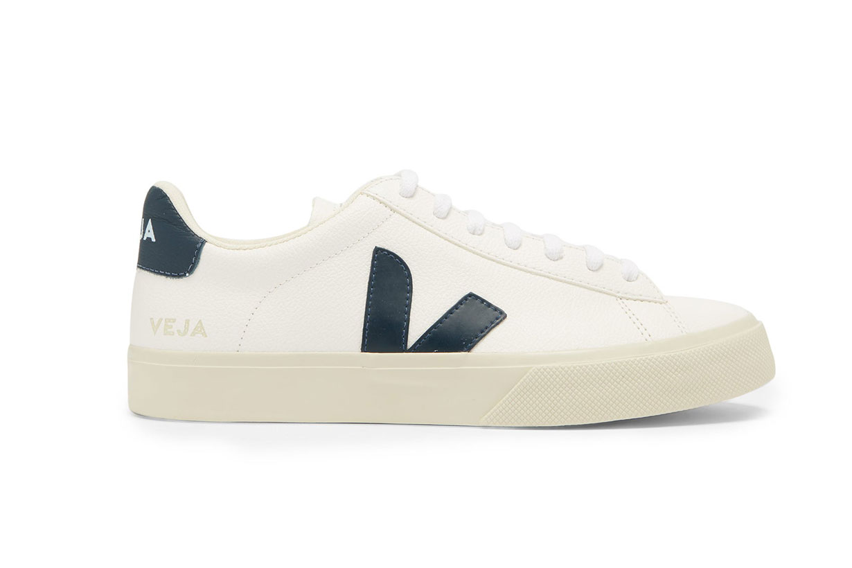 Campo leather trainers