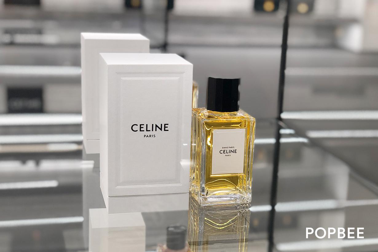 Celine Haute Parfumerie unboxing taiwan