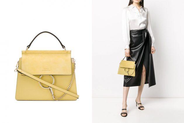 chloe faye new handbags small size mini 2020 SS