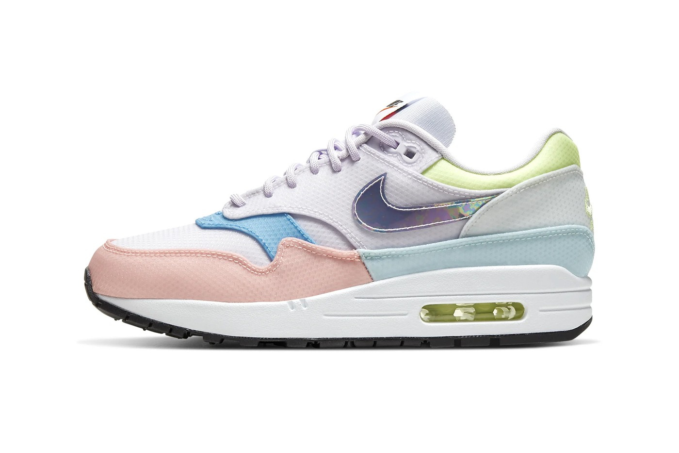 nike Air Max 1 Barely Grape Hyper Turquoise