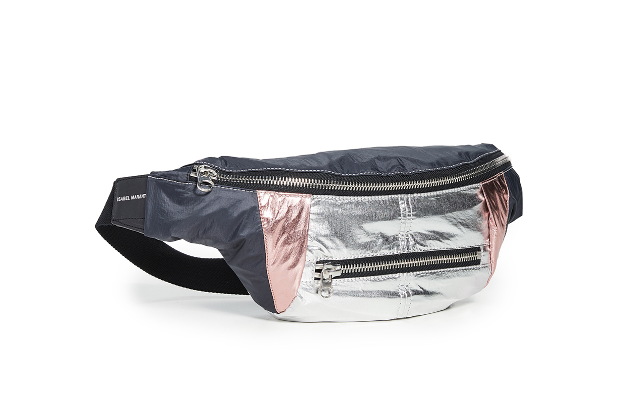 Isabel Marant Noomi belt bag