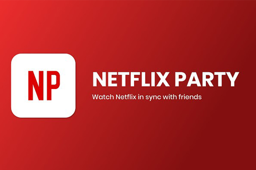 netflix party google chrome extension synchronized streaming