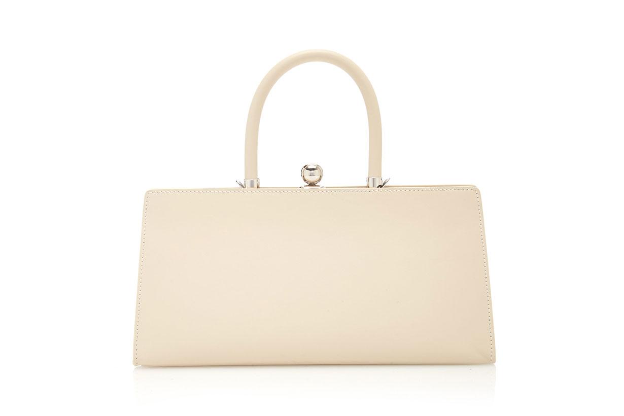 Ratio et Motus Sister Leather Top Handle Bag