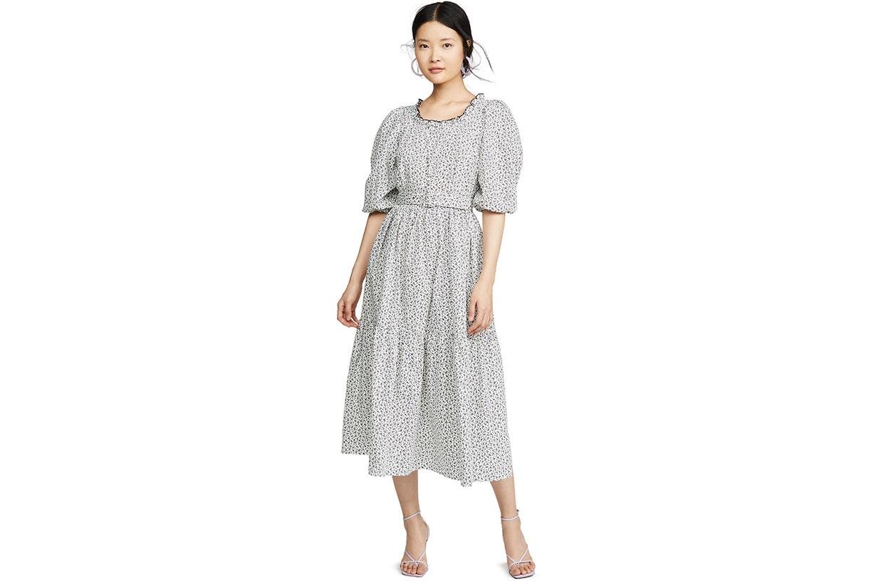 Sandy Liang Seeds Dress