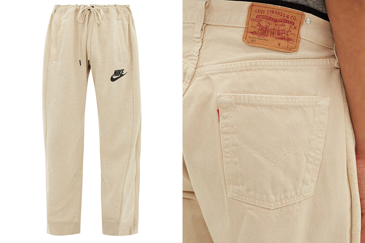 nike levis bless jeans overjoggingjeans collection