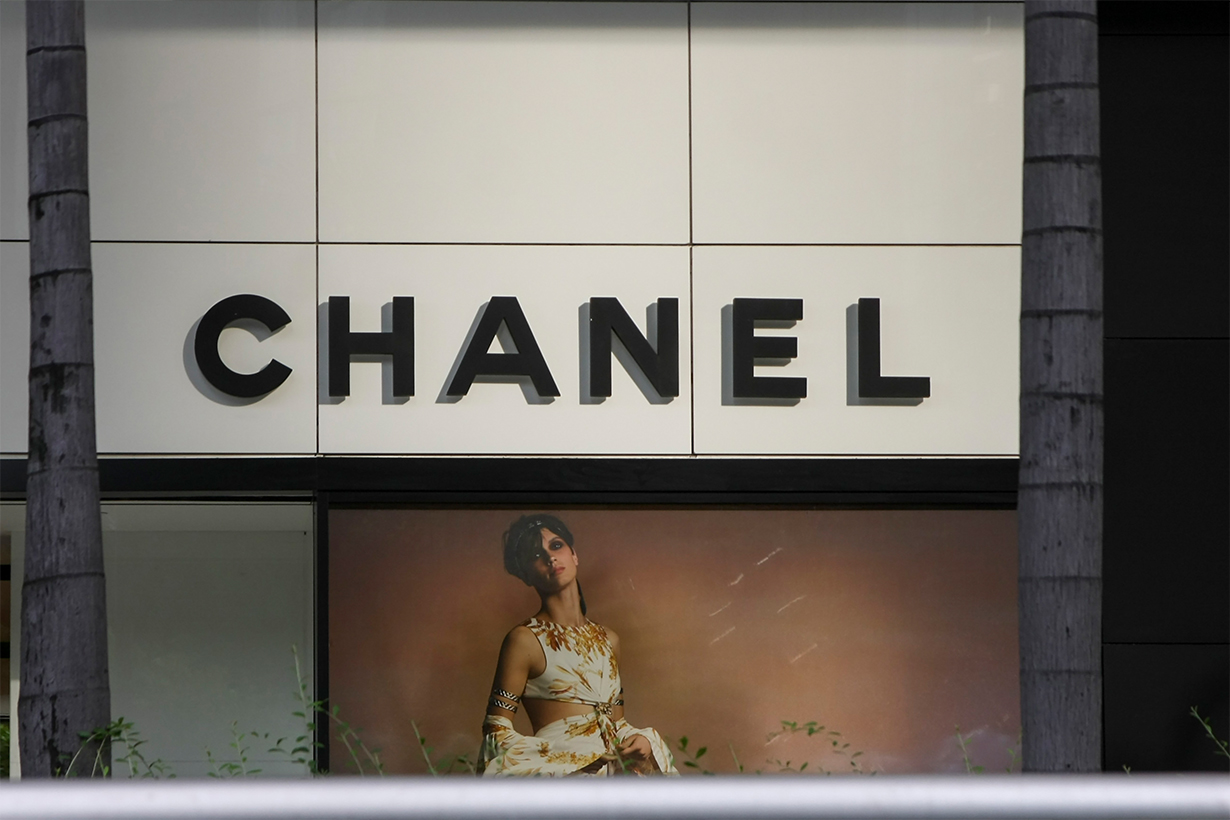 Chanel Mission 1.5 climate commitments