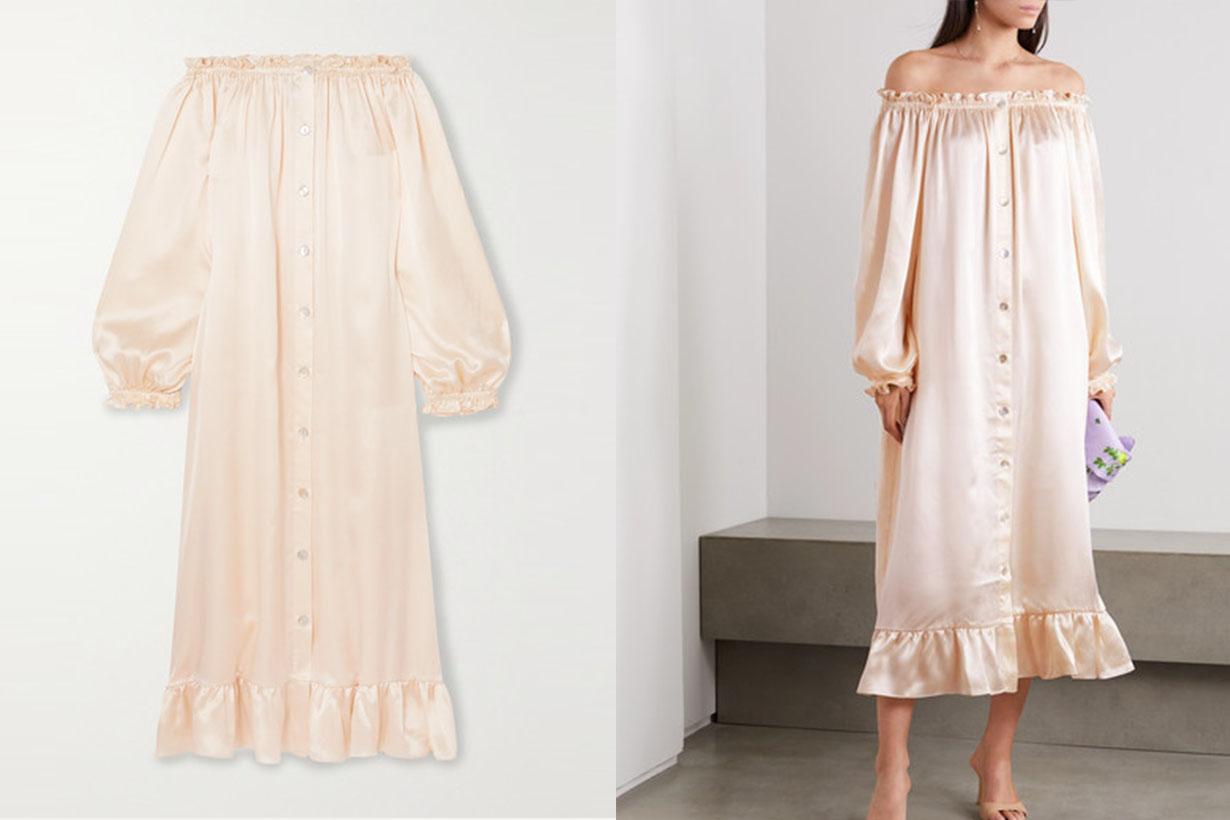 best pajama nightwear loungewear kim kardashian skims rihanna savage x fenty Calvin Klein Underwear Everlane