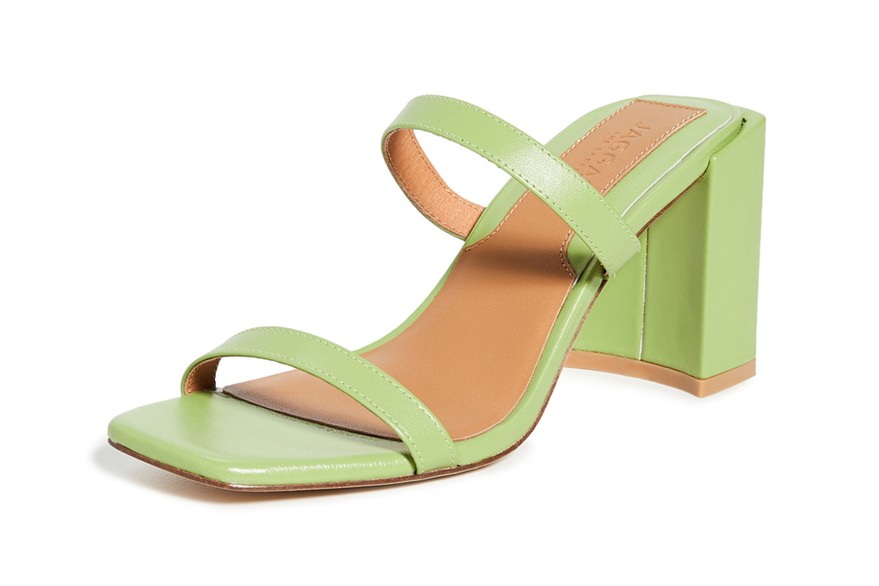The Square-Toe Sandal Trend Is Big News This Springs