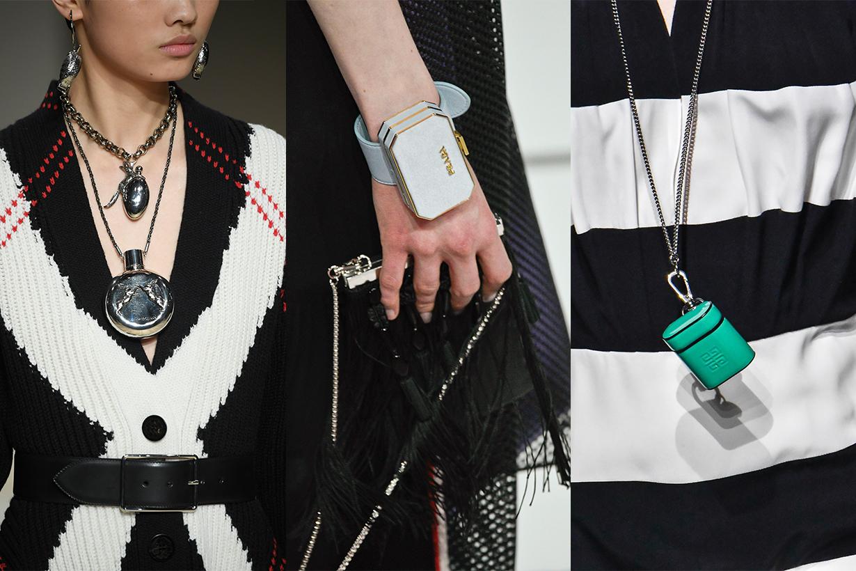 Alexander McQueen、Prada、Givenchy