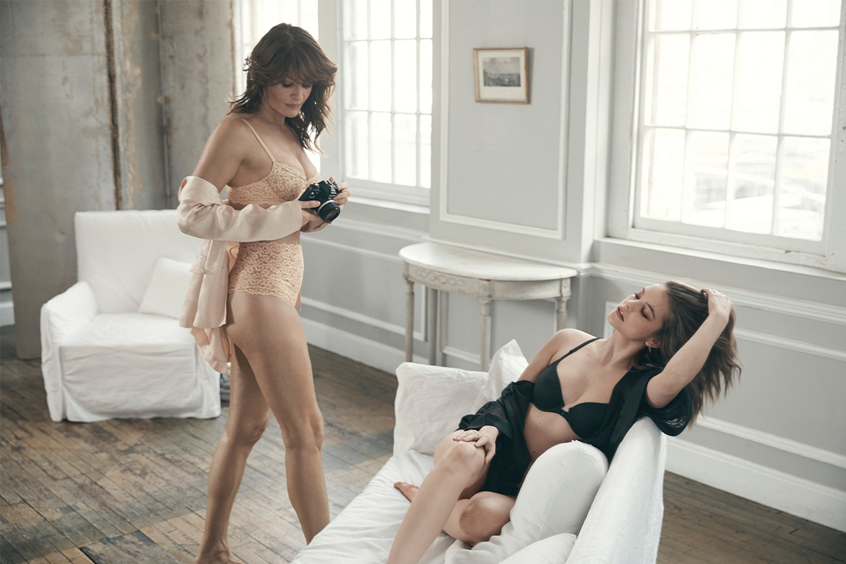 Helena Christensen, Victoria's Secret
