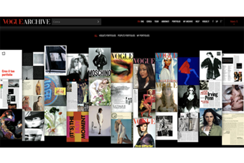 vogue italia free access archive plan conde nast COVID-19 GQ VANITY FAIR