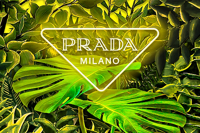 Prada 2020 Spring Pop-up store Taipei 101