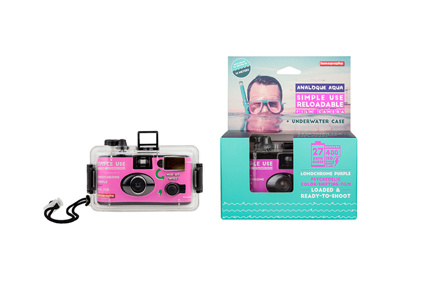 Lomography Simple Use Underwater Case Summer