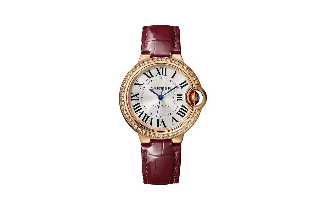 Ballon Bleu de Cartier Watch-18K Pink Gold