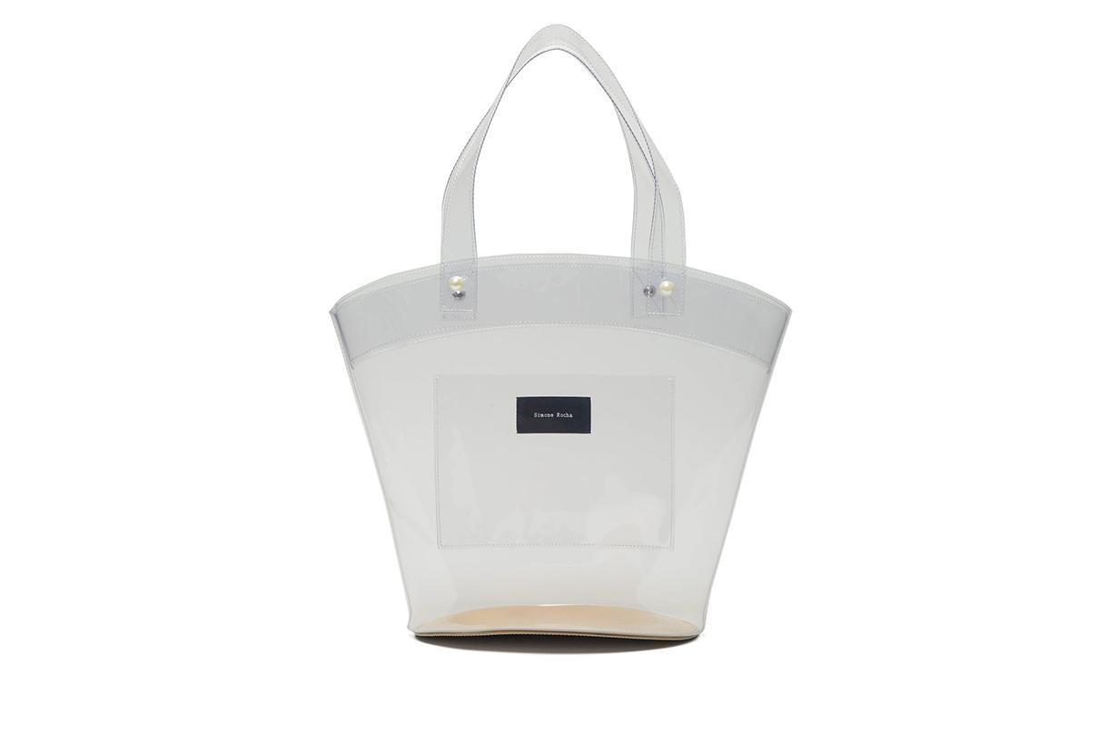 Covid-19 coronavirus wuhan Pneumonia PVC Handbags 2020 Spring Summer Handbag Trend MARC JACOBS GU_DE TORY BURCH CHRISTIAN LOUBOUTIN STAUD MARNI SIMONE ROCHA SOPHIA WEBSTER BAO BAO ISSEY MIYAKE